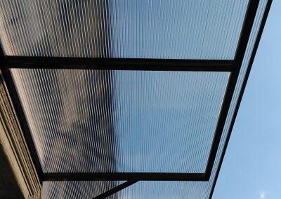 daszki poliwęglanowe na balkony